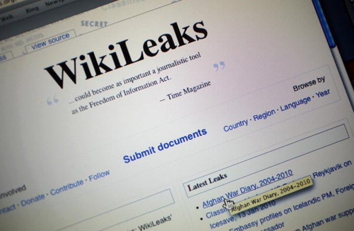 """ويكيليكس"" ينشر كل وثائقه بالتزامن مع رحيل ترامب"