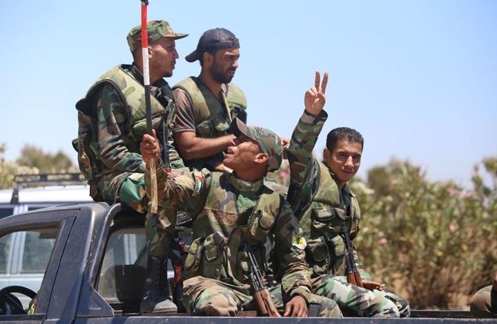 """النظام السوري يجند 50 ألف شاب عبر """"التسويات"""""""