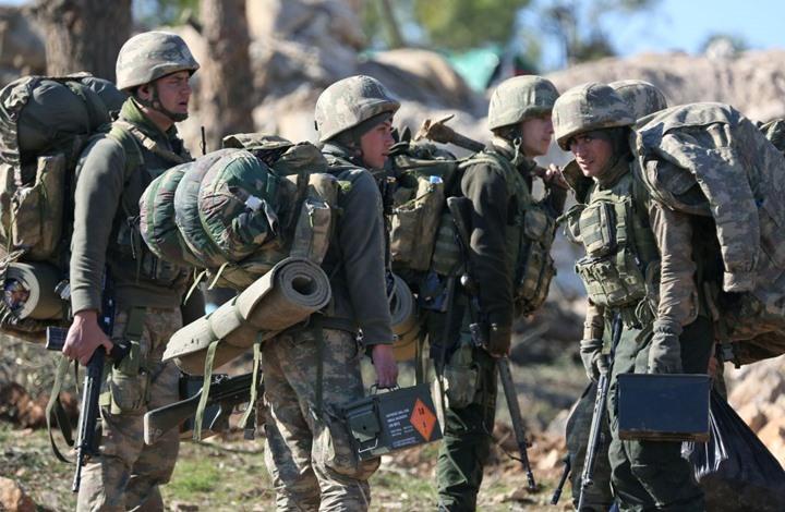 تعزيزات من القوات الخاصة التركية تتجه نحو حدود سوريا