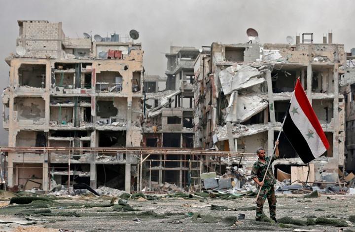 حملة لصلاة العيد بمخيم اليرموك.. وسكان يطالبون بالعودة