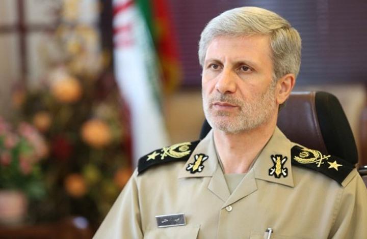 وزير دفاع إيران وقائد الحرس الثوري يتوعدان بالانتقام لسليماني