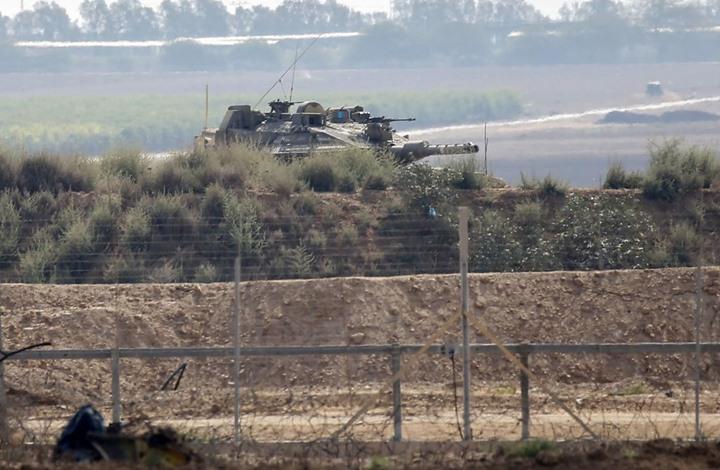 جنرال إسرائيلي: المواجهة البرية في غزة مسألة وقت لا أكثر