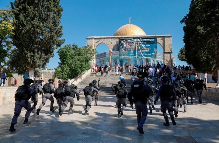 """""""القدس الدولية"""": الاحتلال يعتدي على دور الأردن تجاه الأقصى"""