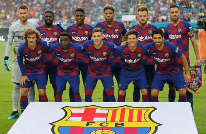 برشلونة مرشح فوق العادة للتتويج بلقب الدوري الإسباني