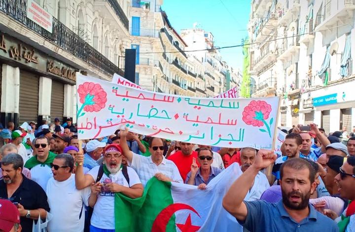 الحراك الجزائري متواصل للجمعة الـ26 وسط تعزيزات أمنية (شاهد)
