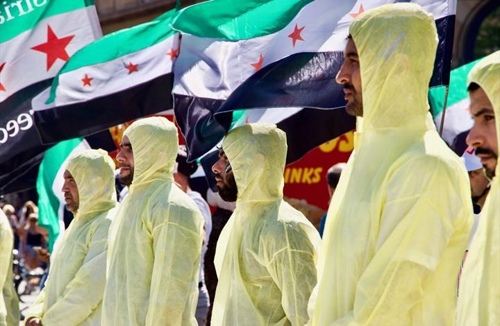 شكوى بباريس ضد نظام الأسد على خلفية الهجمات الكيماوية