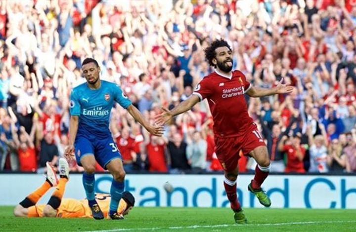 صلاح يقود ليفربول لتحقيق انتصار بثلاثية على أرسنال (شاهد)