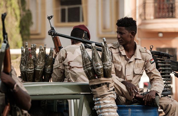 السودان ينفي وجود خلافات بين الجيش وقوات الدعم السريع