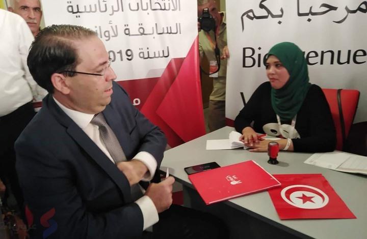 رئيس الحكومة التونسية: نحترم نتائج الانتخابات الرئاسية