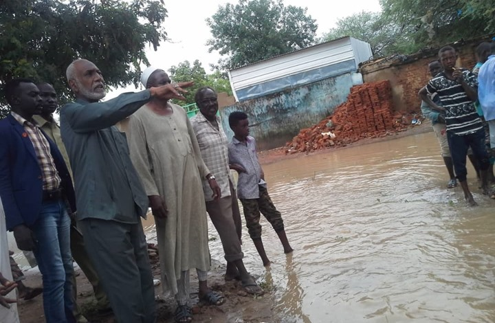 السيول والفيضانات بالسودان تقتل 30 شخصا في 4 أيام