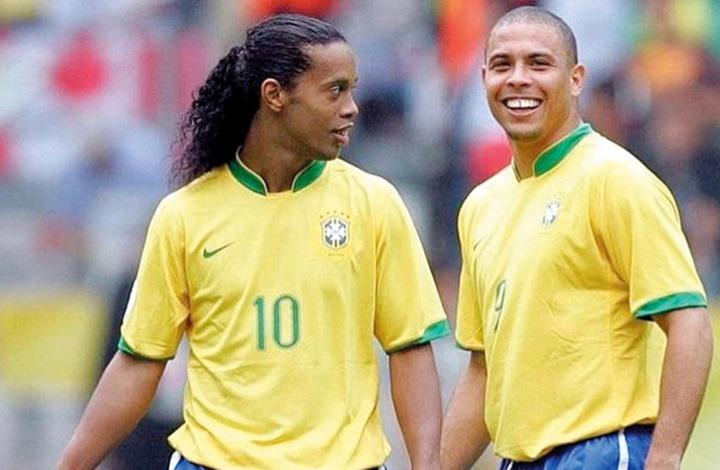 لاعب كرة قدم يكشف تفاصيل مثيرة عن رونالدو ورونالدينيو