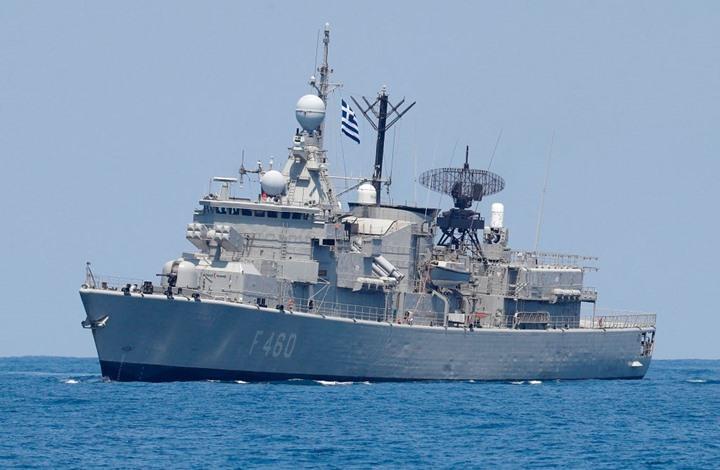 إصابات بإطلاق البحرية اليونانية النار على زورق تركي مدني