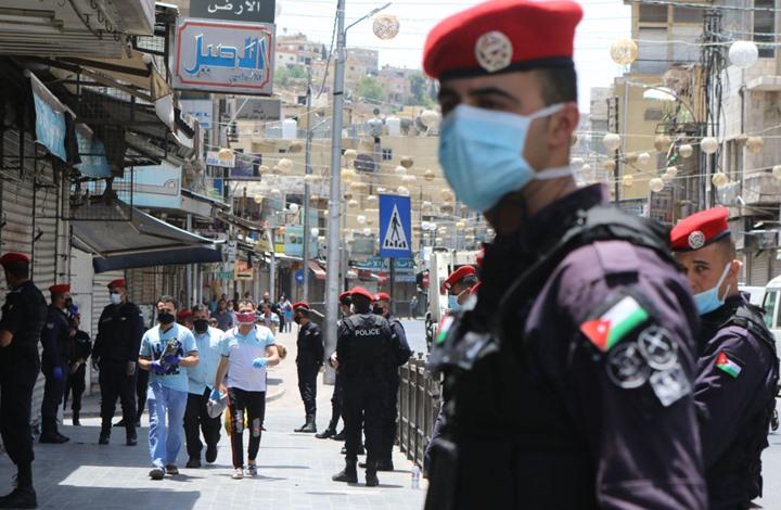"""الأردن يفعّل """"أمر الدفاع 11"""" على وقع الاحتجاجات وعودة كورونا"""