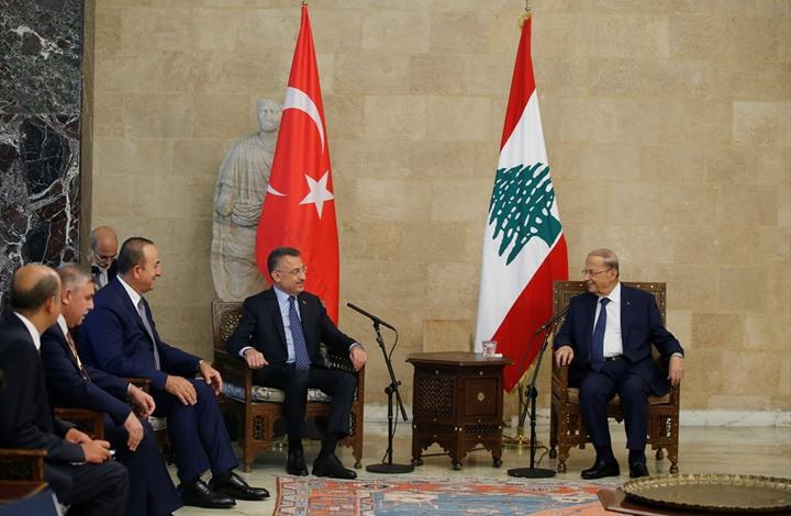 هل يصبح لبنان ساحة صراع بين فرنسا وتركيا بعد انفجار بيروت؟
