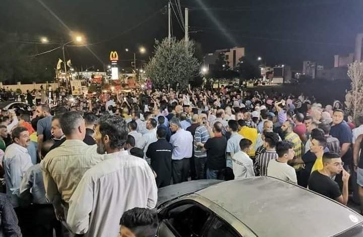 """تجديد توقيف """"المعلمين"""" بالأردن واحتجاجات واسعة (شاهد)"""