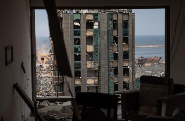 شركات تأمين تتكفل بجزء من خسائر انفجار بيروت