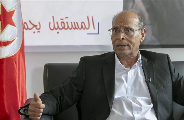 """المرزوقي لـ""""عربي21"""": الإمارات تسعى لتصفية قضية فلسطين"""