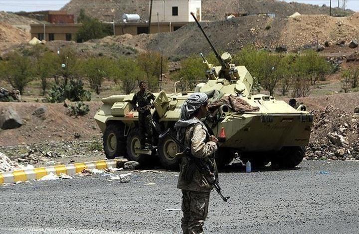 مقتل جنود يمنيين بقصف صاروخي قرب الحدود السعودية