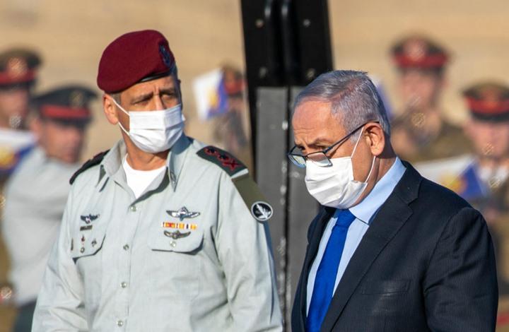 خلاف حاد بين جيش الاحتلال والموساد حول الرد على إيران