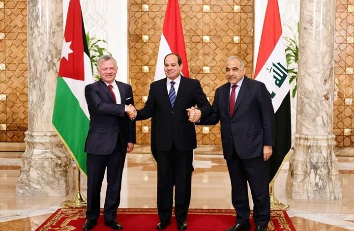 قمة ثلاثية أردنية عراقية مصرية في عمّان الأسبوع المقبل