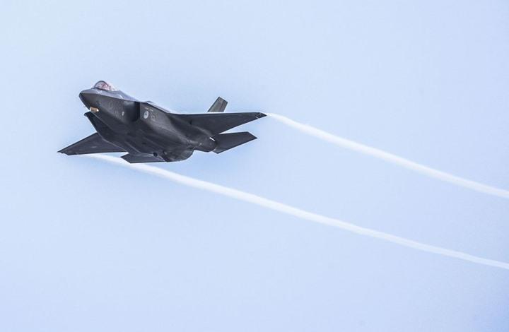 """جنرال إسرائيلي: لا يوجد خطر من اقتناء أبوظبي لطائرات """"أف35"""""""