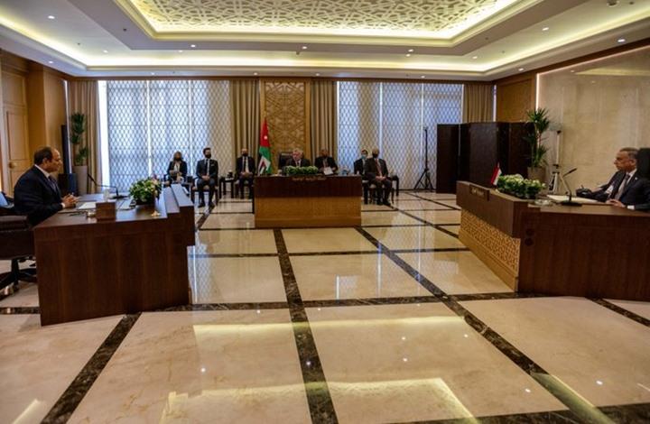 قمة عمان الثلاثية.. الاقتصاد يطغى على السياسة