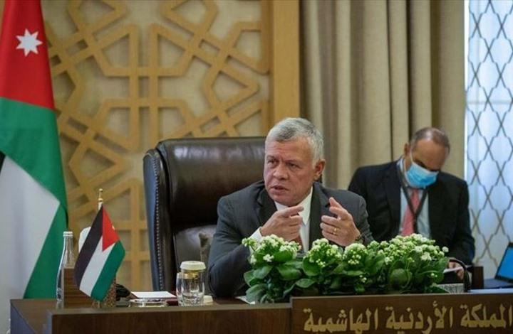 ملك الأردن: القضية الفلسطينية ما زالت المركزية في المنطقة