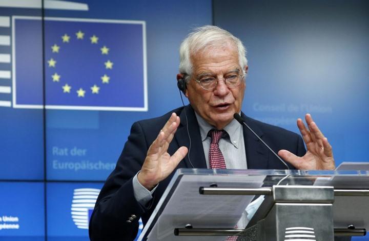 """أوروبا تلّوح بعقوبات على تركيا بسبب""""المتوسط"""".. وأنقرة ترد"""