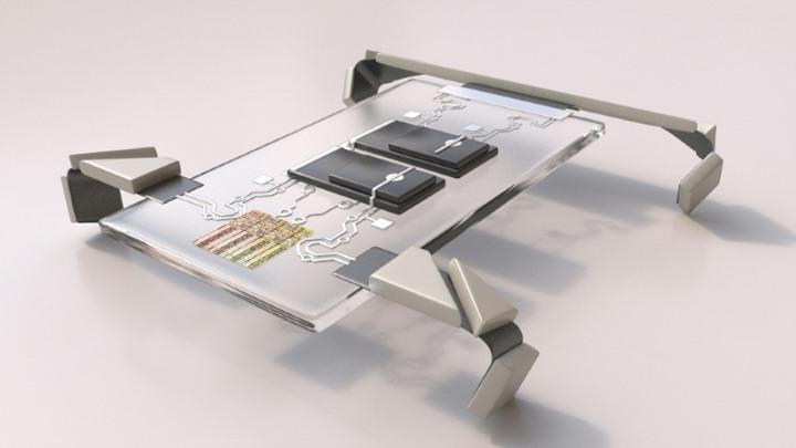 اختراع روبوتات مجهرية يمكن حقنها بالجسم