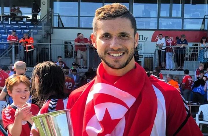 وفاة لاعب المنتخب التونسي للشباب