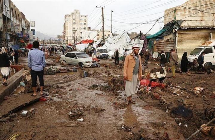 انهيار سد الرونة باليمن.. ومناشدات لإغاثة متضرري السيول