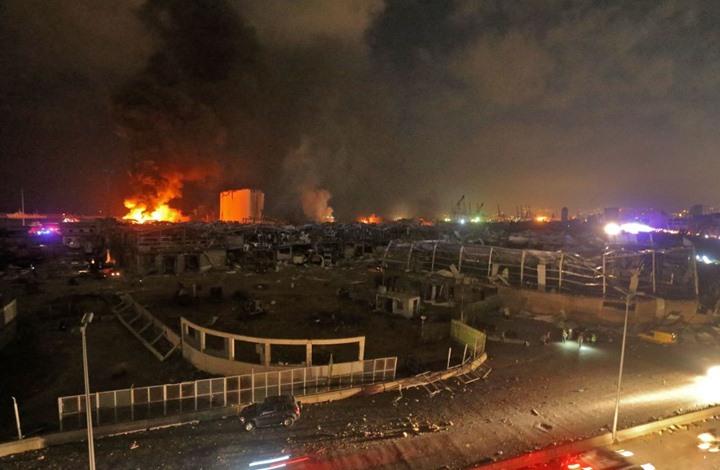 هذه توصيات مجلس الدفاع الأعلى بعد تفجير مرفأ بيروت