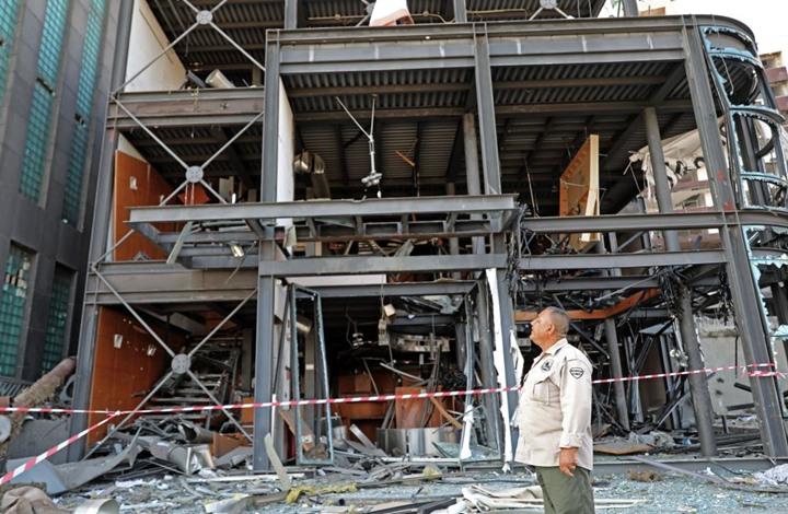مستشفى الجامعة الأمريكية ببيروت يدعو لإخلاء المدينة