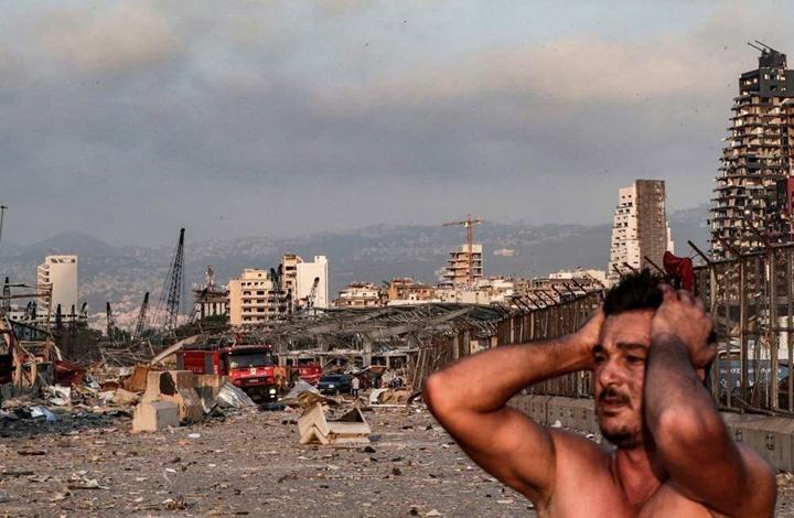 التايمز: تفجير بيروت زاد معاناة اللاجئين السوريين بلبنان