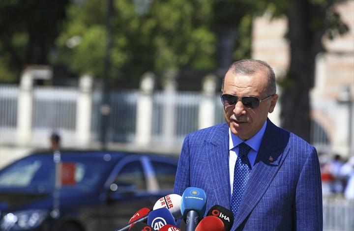 أردوغان يعلق على اتفاق مصر واليونان.. أعلن استئناف التنقيب
