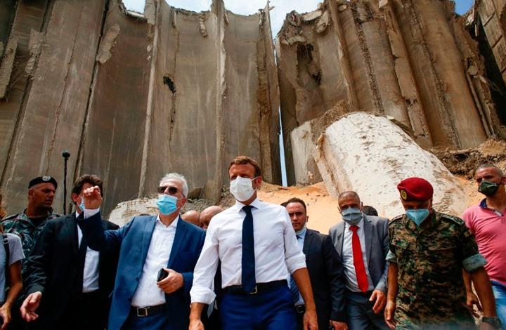 هكذا تناولت الصحافة الفرنسية زيارة ماكرون إلى لبنان