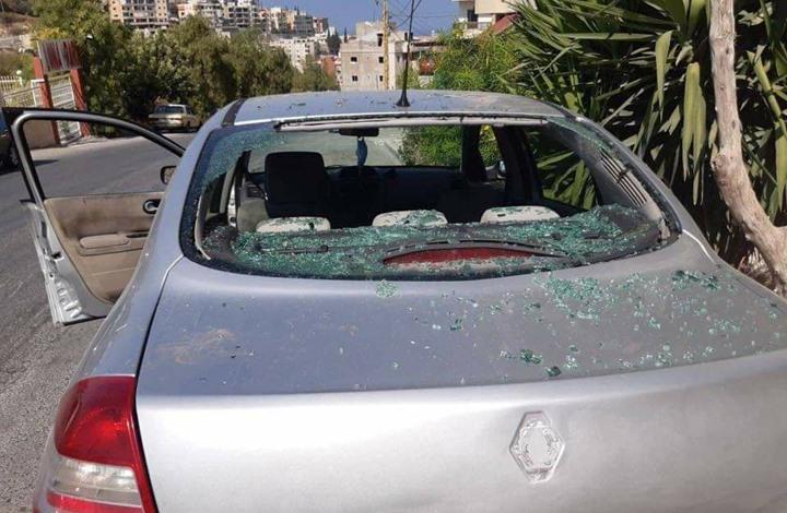 """إصابة عنصر من """"حماس"""" في لبنان إثر انفجار عبوة بسيارته (صور)"""
