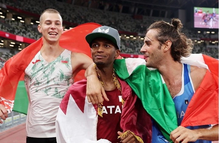 ميدالية ذهبية ثانية لقطر ترفع حصيلة العرب بأولمبياد طوكيو