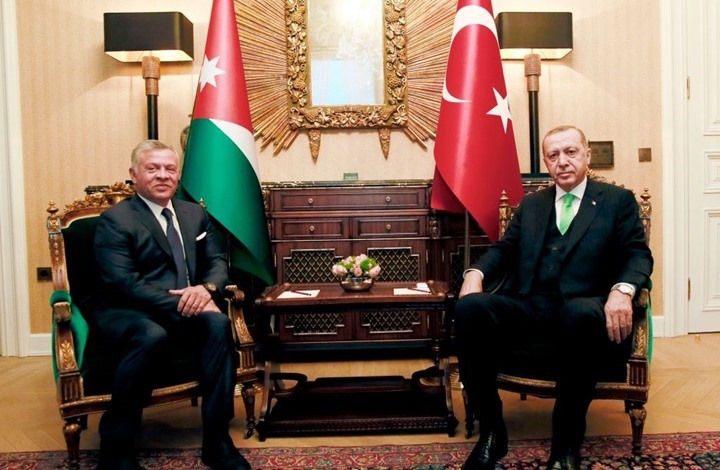 اتفاقية بين الأردن وتركيا للتعاون التجاري والاقتصادي