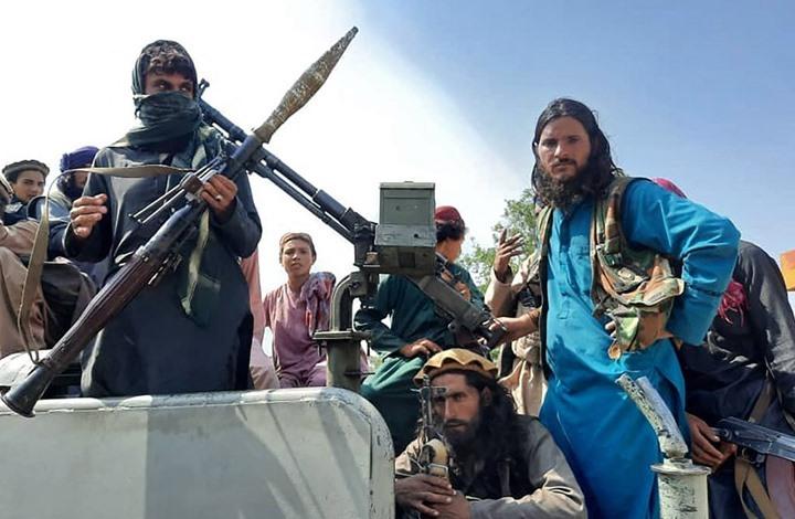 طالبان تعثر على صواريخ باليستية في بنجشير (شاهد)