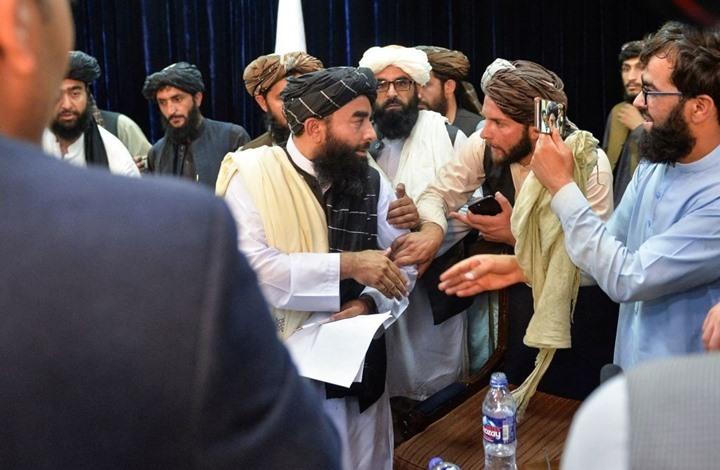 مشاورات في كابول حول شكل حكم أفغانستان والحكومة الجديدة