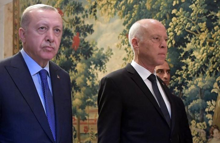 أردوغان يتصل بسعيّد ويؤكد على ضرورة استمرار عمل البرلمان