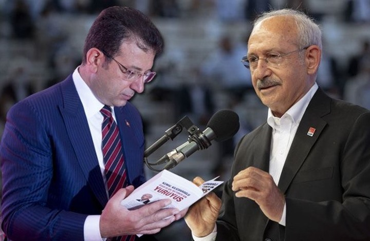 """""""حرب رئاسة"""" بين إمام أوغلو وزعيم حزبه.. وتوقع انتخابات مبكرة"""