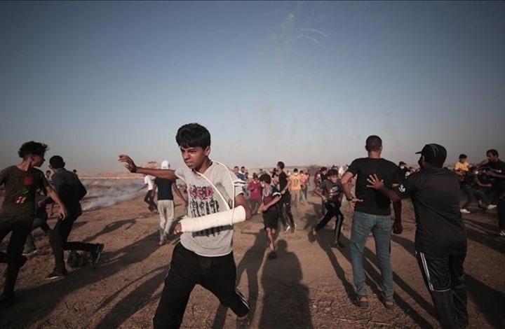تواصل الإرباك الليلي بغزة.. الاحتلال يتوعد وحماس ترد (شاهد)