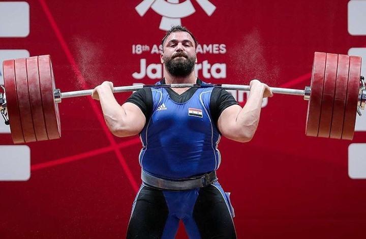 سوريا تفوز بأول ميدالية في أولمبياد طوكيو