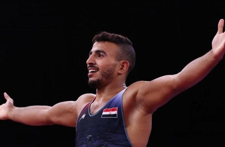 """""""كيشو"""" يمنح مصر الميدالية الثالثة في أولمبياد طوكيو"""