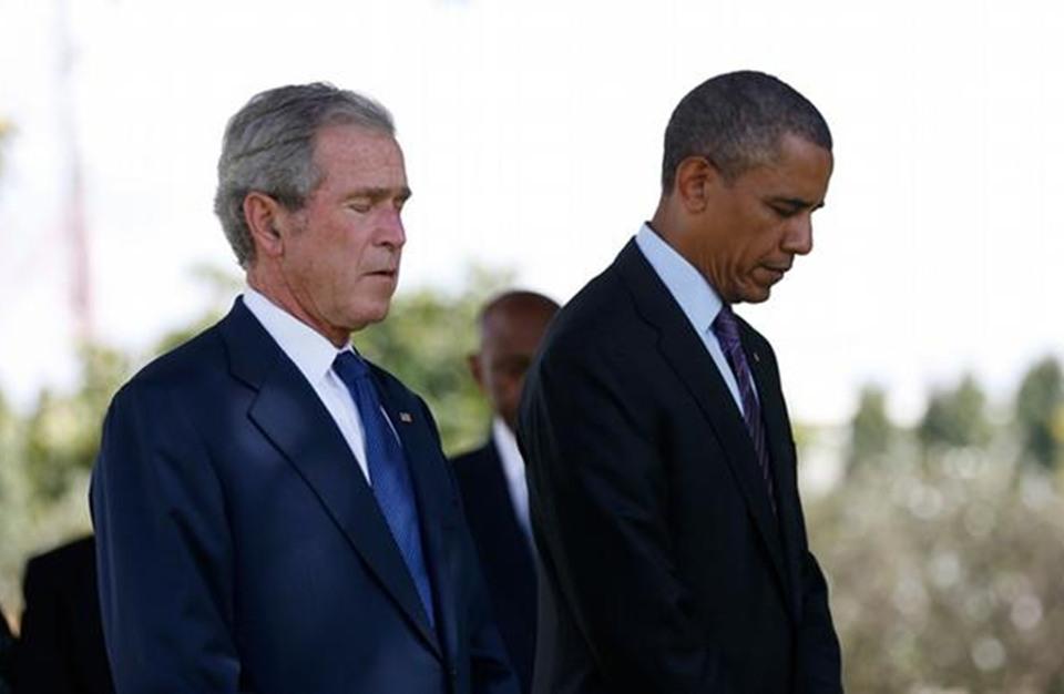 يديعوت: ما أشبه أوباما ببوش بعد خطاب 11 سبتمبر