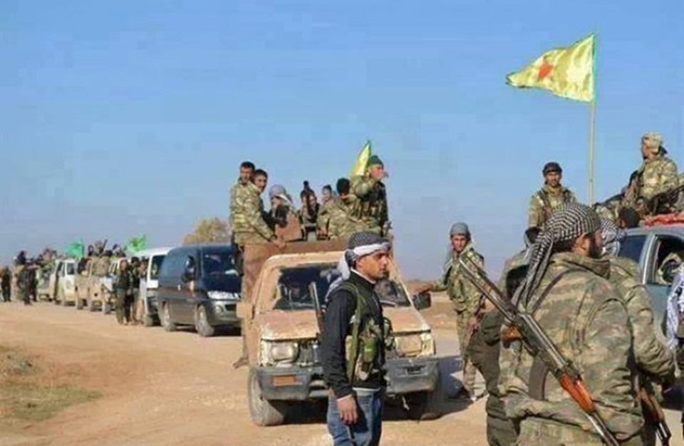 الاتحاد الديمقراطي الكردي يعدم 15 مدنيا في القامشلي