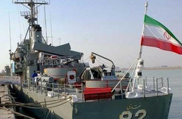 """إيران تعلن عن إرسال """"دورية بحرية"""" إلى مياه الخليج الدولية"""