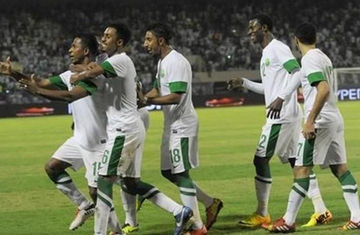 المنتخب السعودي يرفض اللعب في فلسطين لشبهة التطبيع